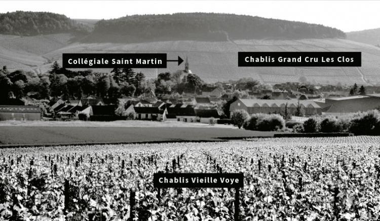 Domaine Laroche Chablis 1e cru