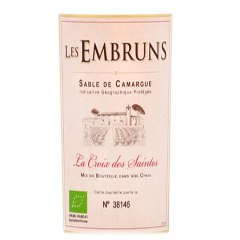 Les Embruns Rosé Montepellier Frankrijk
