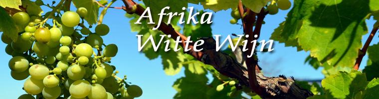 Witte wijnen uit Afrika