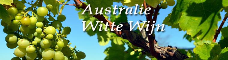 Witte wijnen uit Australie