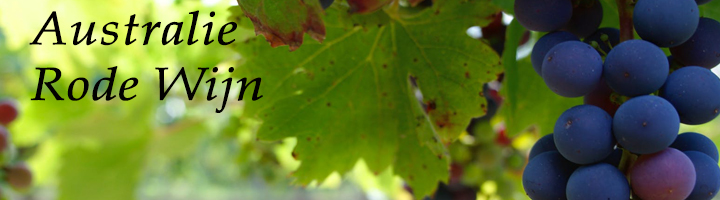 Rode wijnen uit Australie