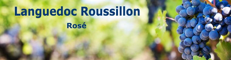 Rose Wijnen uit Zuid Frankrijk languedoc Roussillon heerlijke zon overgoten rose wijnen bij een koel zee klimaat en verkoeling van de bergen