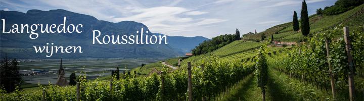 Languedoc - Roussillion Wijnen de grootste wijnstreek in Frankrijk is al bekend uit het Romeinse tijdperk, de Languedoc kent goede rode en witte wijnen en door het zonovergoten gebied komen er ook mooie Rosé wijnen vandaan
