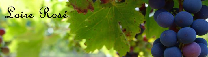 Rose wijnen uit de Loire in Frankrijk