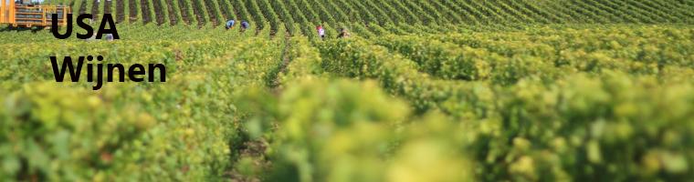 Wijnen uit Amerika