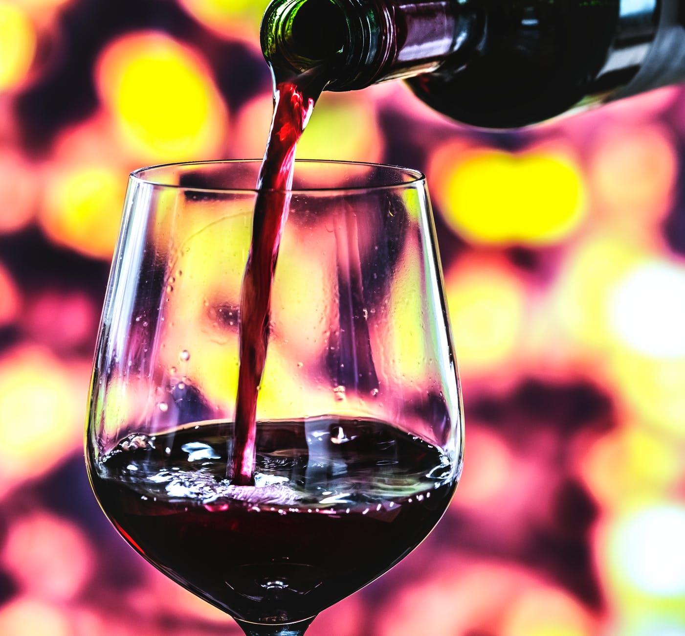 Italiaanse wijnen op wijnhandel grand cave