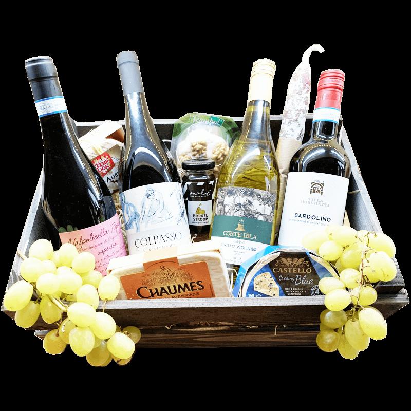 Wijnmand Italie de luxe