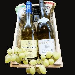 Wijnmand Frankrijk Chablis Sancerre