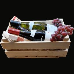 Wijnmand Beaujolais en Chablis