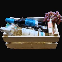 Wijnmand Spanje lugado en Vega