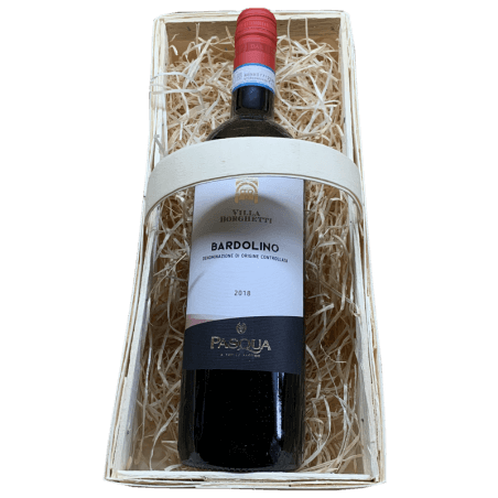 Wijnmand 1 fles Bardolino