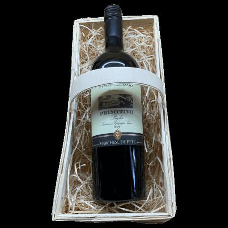 Wijnmand Villa Luisa Primitivo