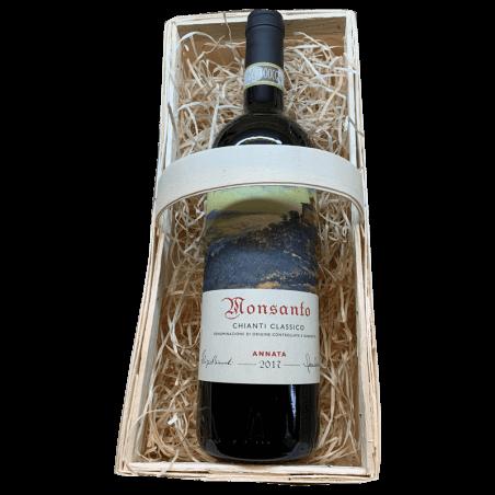 Wijnmand Chianti Monsanto