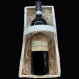 Wijnmand Burchino Chianti