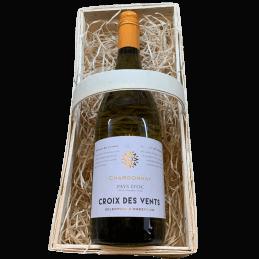 Wijnmand Croix des Vents Chardonnay