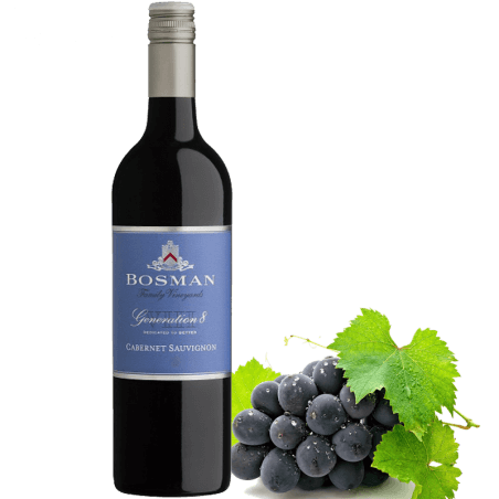 Bosman Family vineyards generation 8 Cabernet Sauvignon