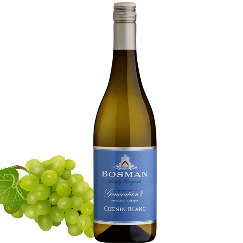 Bosman Family vineyards generation 8 Chenin Blanc 8