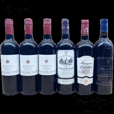 Bordeaux en Merlot