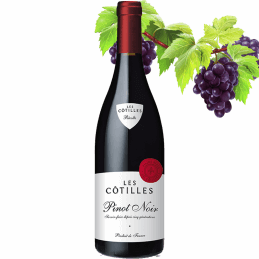 Les Cotilles Pinot Noir