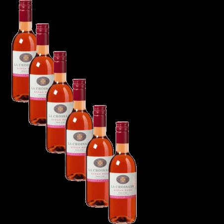 La Croisade Rose Syrah doos 12 flesjes 25cl
