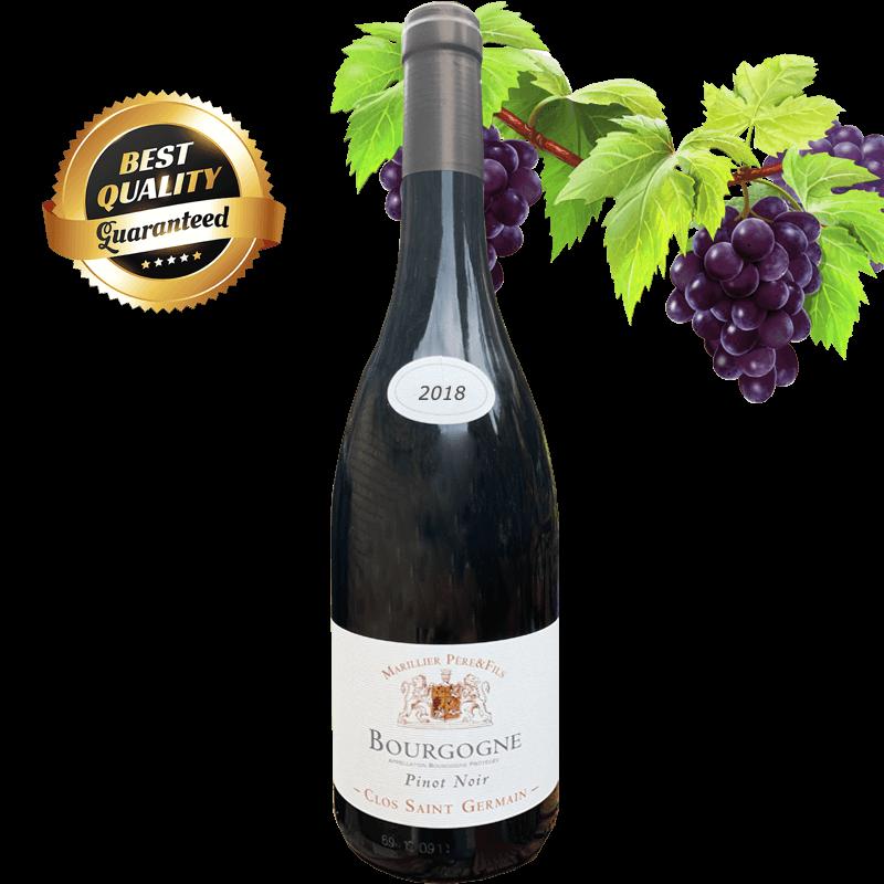 Domaine Marillier Clos Saint Germain Bourgogne Pinot Noir