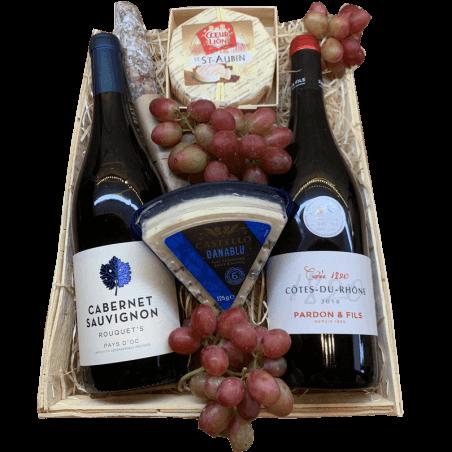 Wijnmand Sud de France