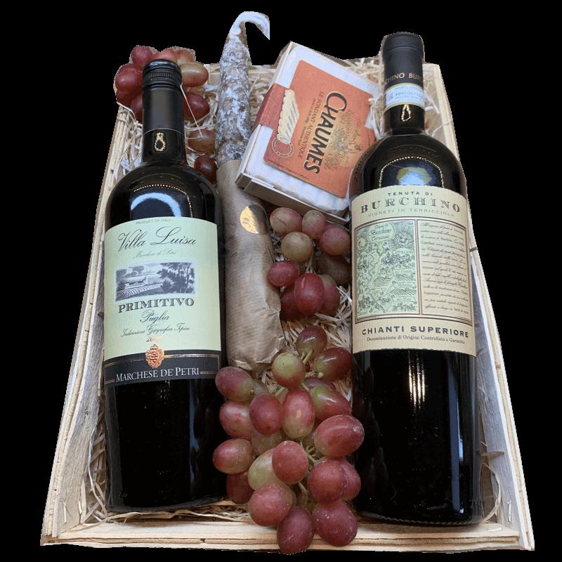Wijnmand Primitivo en Chianti 28.917355