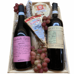 Wijnmand Ripasso en Chianti