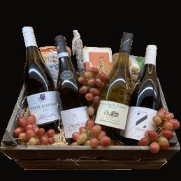 Wijnmand de Luxe Blanc France Sublieme 65.702479