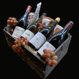 Wijnhandel Grand Cave luxe wijnmanden Online