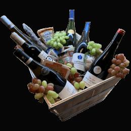Wijnmand extra groot op wijnhandel grand cave