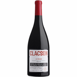 Clacson Rouge