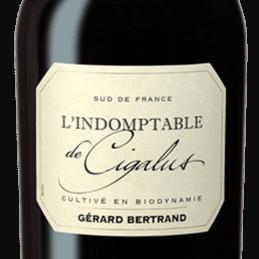 Gerard Bertrand L'indomptable de Cigalus Rouge (Biologisch) 18.884298