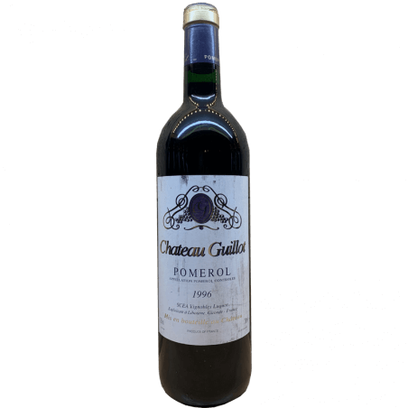 1996 Chateau Guillot Pomerol