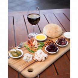 Eten met Cabernet Sauvignon Shiraz