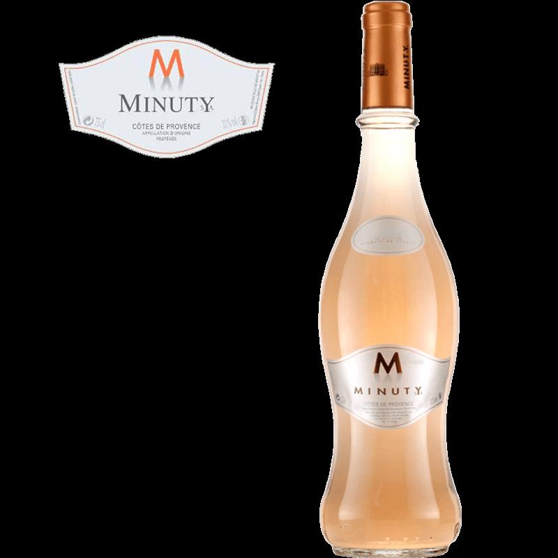 Chateau Minuty M de Minuty wijnhandel grand cave