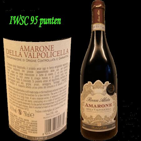 Rocca Alata Amarone della Valpolicella 2017