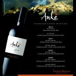 Santa Alicia Anke gewonnen prijzen