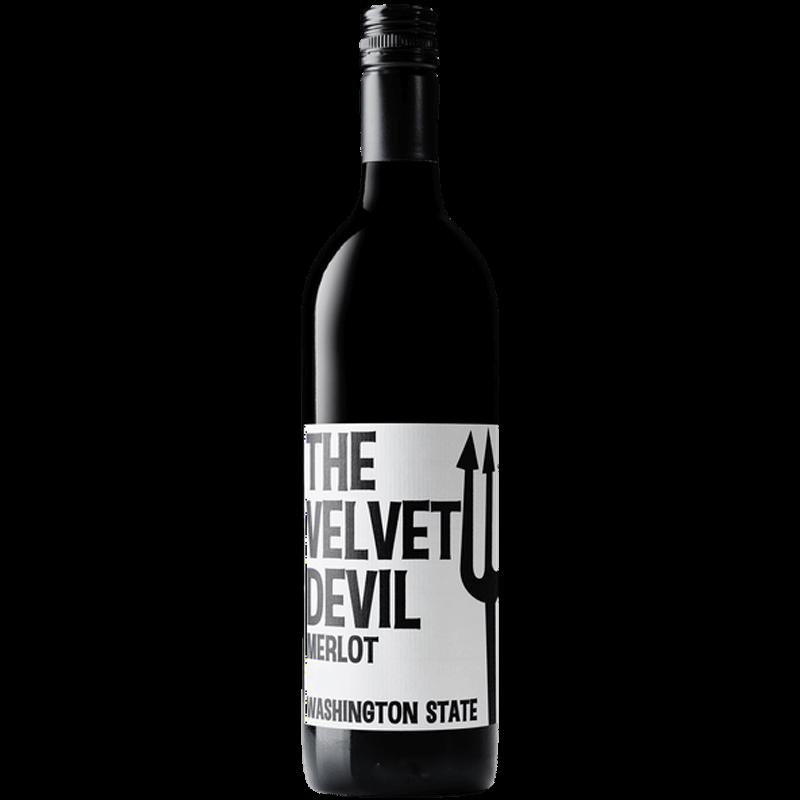 Charles Smith Merlot The Velvet Devil