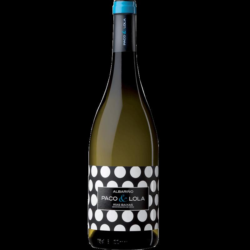 PACO & LOLA spaanse witte wijn