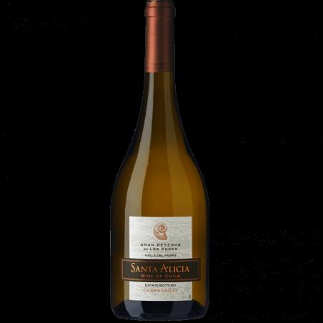 Santa Alicia Chardonnay Gran Reserva