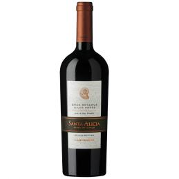 Santa Alicia Carmenere Gran Reserva wijnhandel grand cave