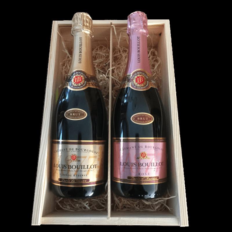 Cremant de Bourgogne geschenk 30.991736
