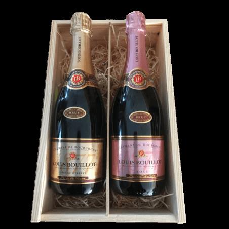 Cremant de Bourgogne geschenk