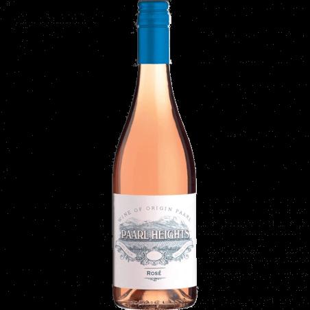 Paarl Heights rosé