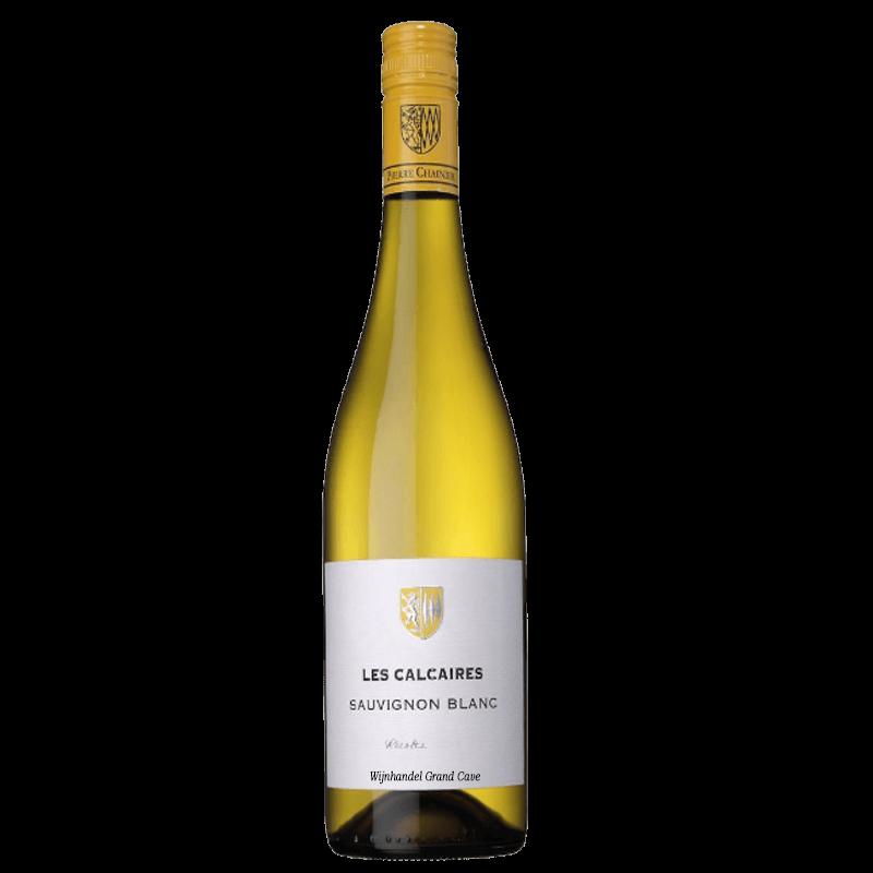 Les Calcaires Sauvignon Blanc uit de Loire witte wijn