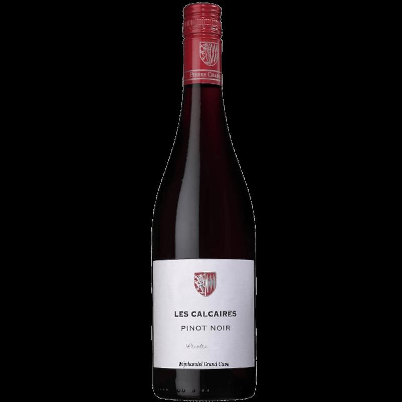 Les Calcaires Pinot Noir rode wijn uit de Loire van het huis Chanier