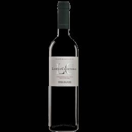 Lopez Cristobal Crianza Spaanse rode wijn uit Ribera del duero