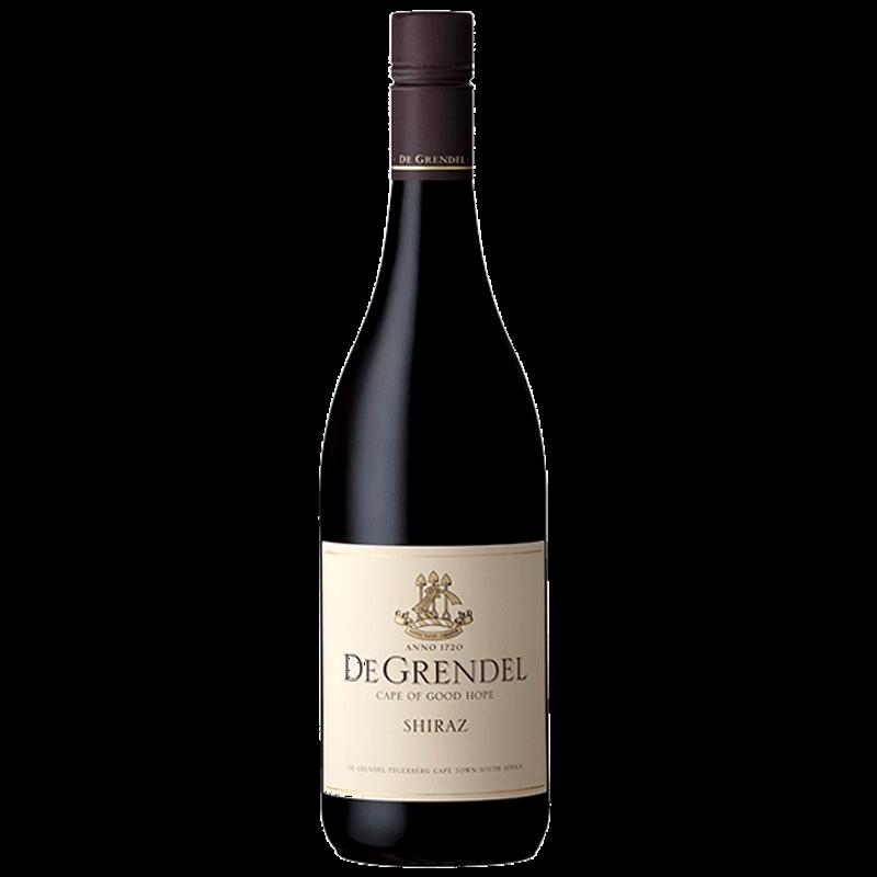 De Grendel Shiraz, Rode wijn uit Zuid Afrika