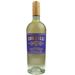 Corbelli Grillo Pinot Grigio Italiaanse wijn
